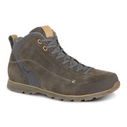 zeta mid wp brown - scarpa lifestyle uomo