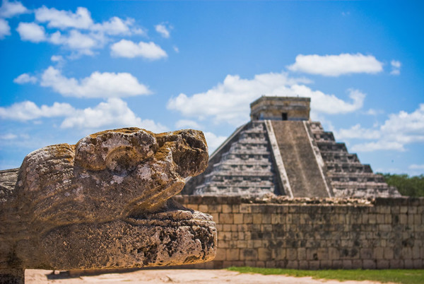 THE SEVEN WONDERS OF THE WORLD | Chichen Itza