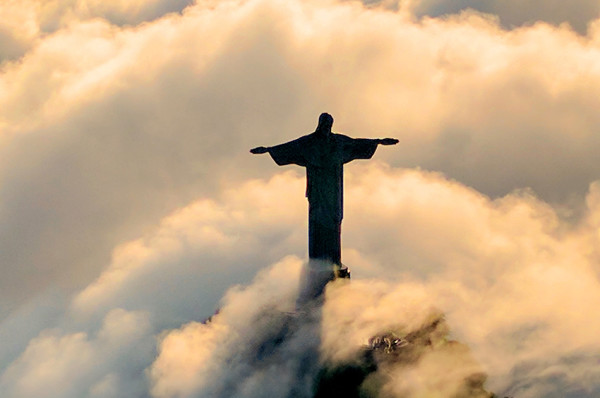 THE SEVEN WONDERS OF THE WORLD | Christ the Redeemer of Rio de Janeiro
