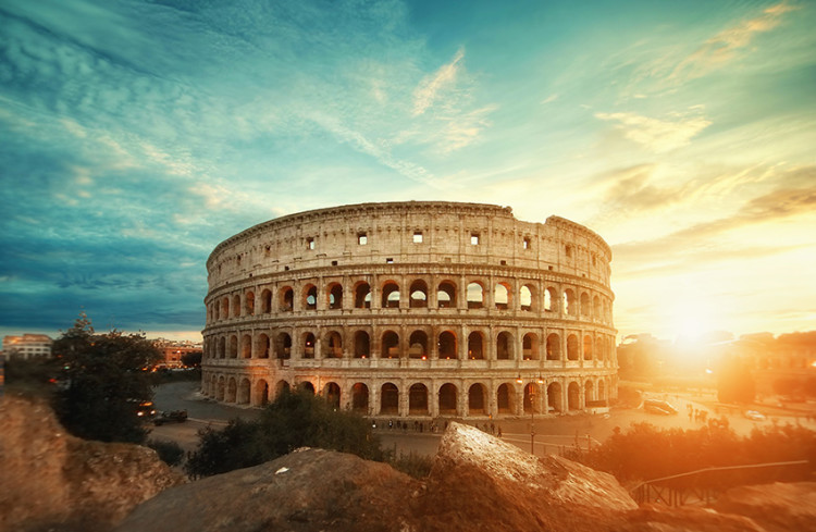 the seven wonders of the world | colosseum
