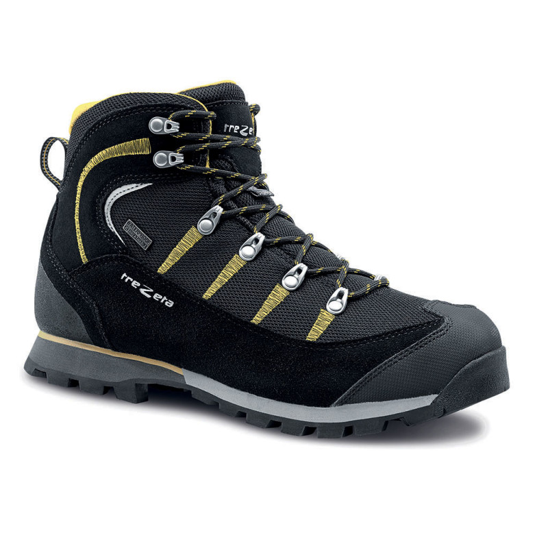 maori wp black - man's hiking shoes