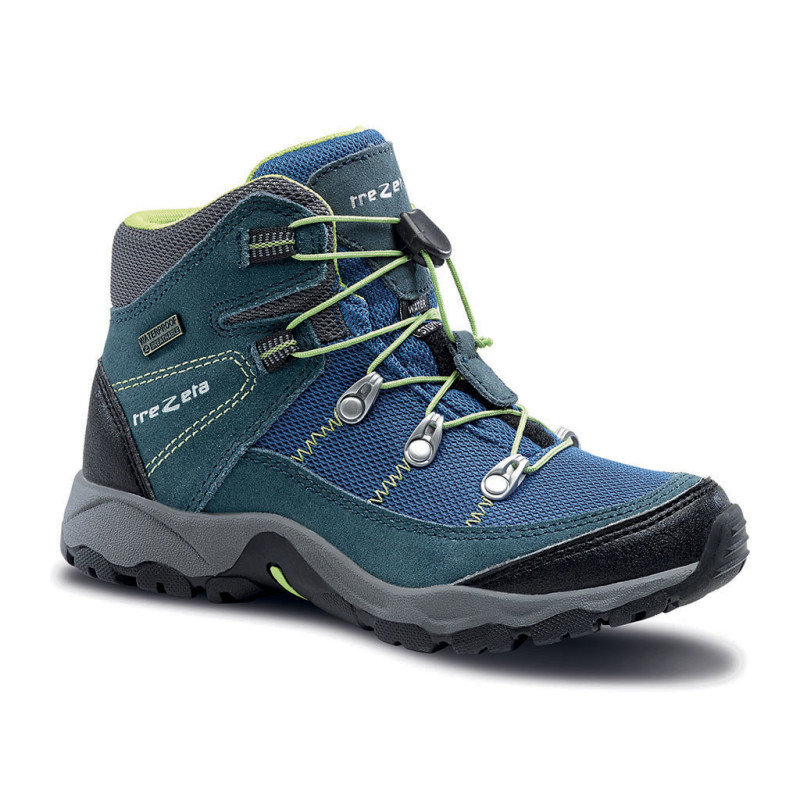 twister wp kid blue - scarpa da trekking bambino