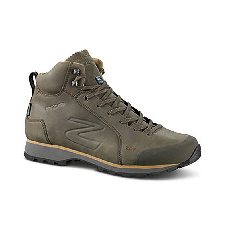 flow wp mid nubuck brown