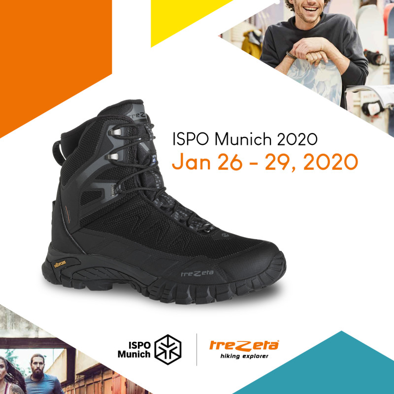 TREZETA PRESENTS THE NEW COLLECTION | Fall/Winter 2020-21 at ISPO 2020